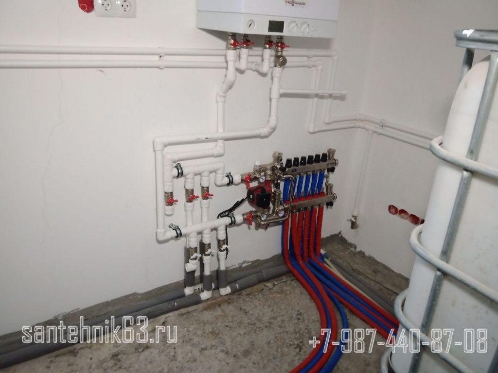 kotelnaya 1024x768 - Услуги сантехника в Самаре