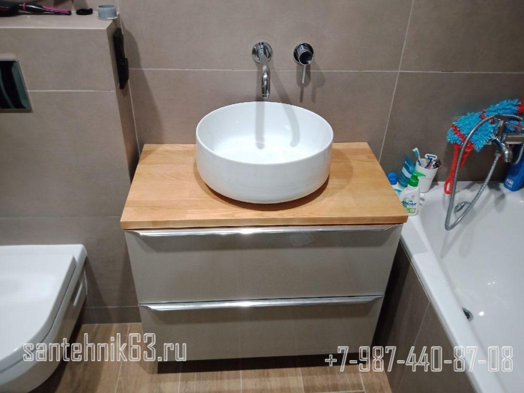 umivalnik aetceram santehnik63 ru 1024x768 - Услуги сантехника в Самаре
