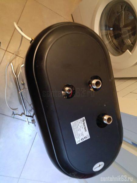 Разборка водонагревателя для замены магниевого анода