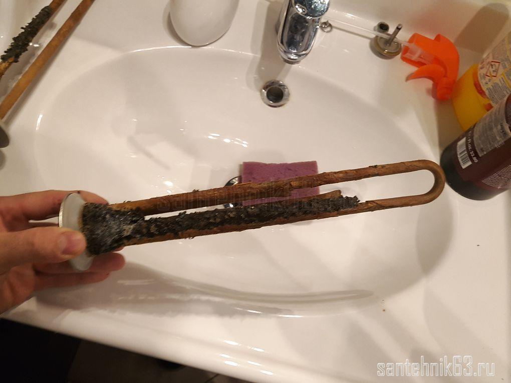 Замена магниевого анода на водонагревателе